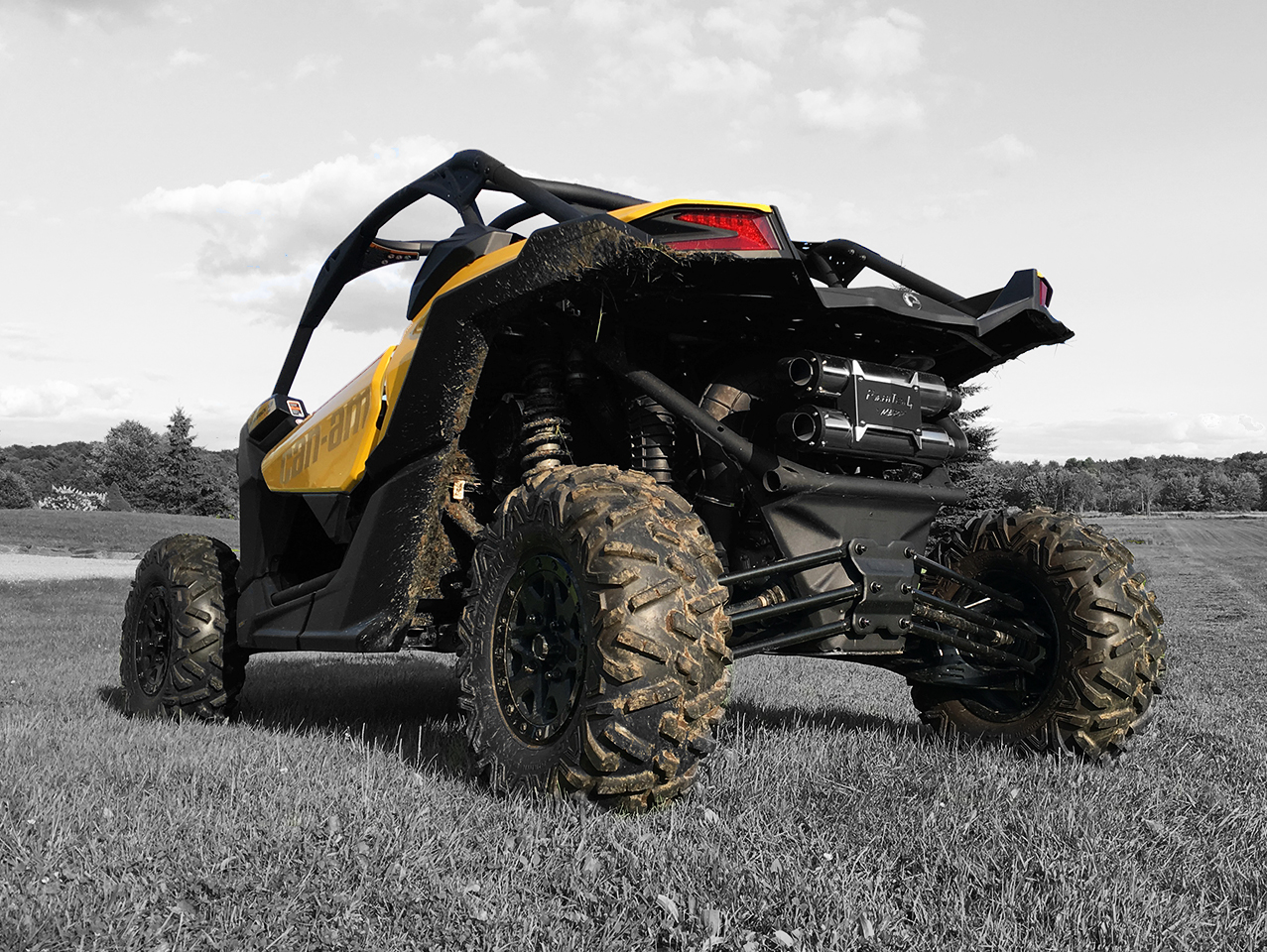 MBRP POWERSPORTS – Race Inspired  Trail Proven